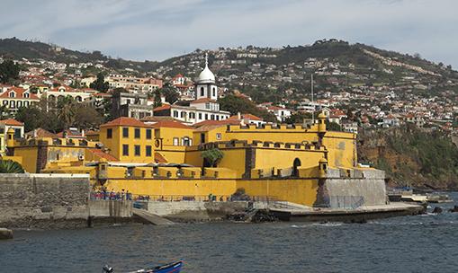 圣地亚哥古堡
