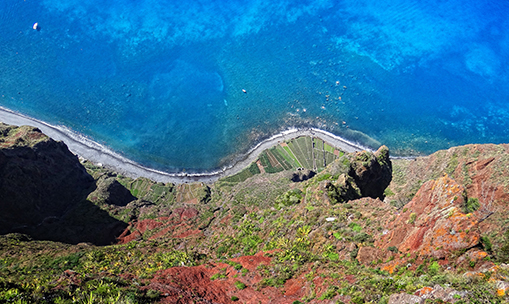 Cabo Girao悬崖